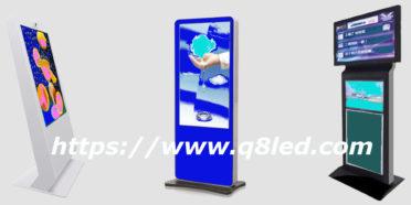 شركة تأجير شاشات ستاند فلور