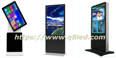شاشات العرض الطويلة LCD