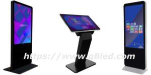 أكشاك العرض التفاعلية KIOSKS LCD