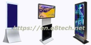 مصنع شاشات ستاند فلور LCD